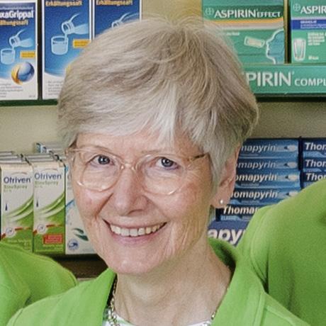 Beatrix Düdder Fachapothekerin für Offizinpharmazie & Ernährungsberatung
