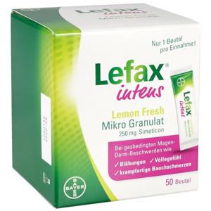 Lefax intens Lemon Fresh Mikro